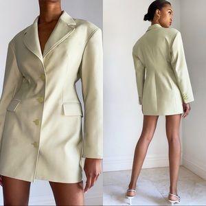 ARITZIA BABATON BODICE BLAZER DRESS BRAND NEW ✨